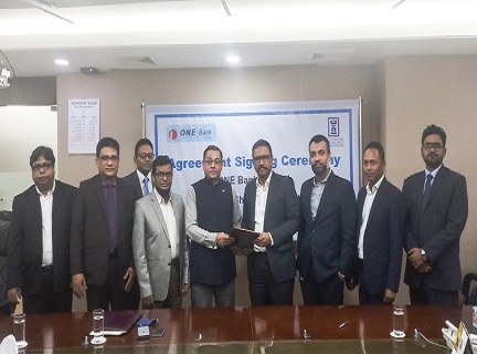 Agri Loan Disbursement Agreement signed between MSS and ONE Bank